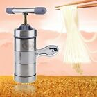 Kitchen Stainless Steel Dough Pasta Noodle Maker Press Spaghetti Machine YG