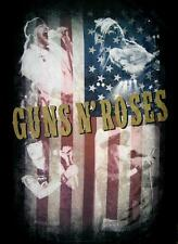 "GUNS N' ROSES FLAGGE / FAHNE ""AXL ROSE LIVE COLLAGE"" POSTER FLAG POSTERFLAGGE"