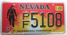 Plaque Immatriculation Nevada (  Rep - 025 )
