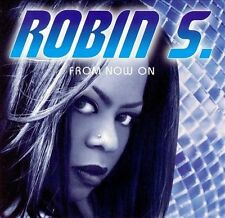 From Now On by Robin S. (Cassette, Jun-1997, Atlantic (Label))