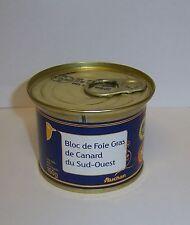 Bloc de FOIE GRAS de CANARD du Sud-Ouest - 150g - Quality French - 3-4 servings