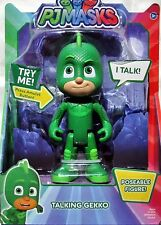 *PJ Masks* 6 INCH TALKING DELUXE GEKKO POSEABLE FIGURE- New Release!!