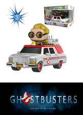 Funko Rides Ghostbusters 2016  Ecto-1 POP! Vinyl Figure *FREE GIFT WITH PURCHASE