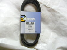"""Stens Belt Non OEM 265-546 Replaces Toro 6738 42"""" Deck Riding Lawn Mower Tractor"""