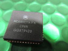 MC68HC11A1FN 8-BIT MICRO CONTROLLER PLCC52 NEW PARTS UK STOCK