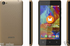 "Zen Admire Star (Gold) 4.5"", 512 MB RAM 