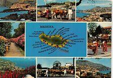 BR6534 Madeira Les meilleures vue de Madere  portugal