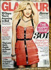 GLAMOUR Magazine NEW Sealed January 2011 Reese Witherspoon Happy Issue Save $$$
