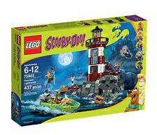 LEGO Scooby-Doo 75903 Haunted Lighthouse *RETIRED* New in Factory Sealed Box