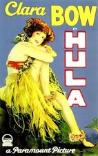 Hula - 1927 - Clara Bow Clive Brook Victor Fleming - Vintage Pre-Code Film DVD