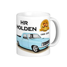 HOLDEN  HR  186  UTE   50th  ANNIVERSARY    QUALITY  11oz.  MUG