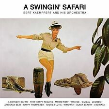 A Swingin' Safari by Bert Kaempfert & His Orchestra/Bert Kaempfert (CD,...