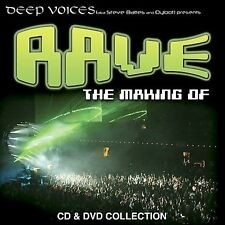 Rave: The Making Of [Digipak] by Steve Baltes (CD, Sep-2005, Majestic) NEW Seale