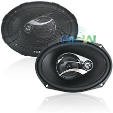 "HERTZ® DCX 690.3 6""x9"" 2-Way DIECI CAR AUDIO COAXIAL SPEAKERS 6x9 PAIR DCX690.3"