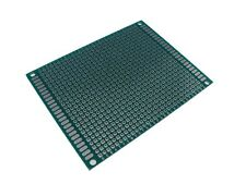 5PCS HQ 7*9cm Single Side Prototype Board Perforated 2.54mm Plated Breadboard