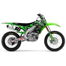 D'COR CAMO MONSTER COMPLETE GRAPHICS KIT - KAWASAKI KX450F  2013-2015 _20-20-727
