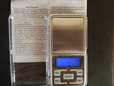 LCD Mini Pocket Electronic Digital Weighing Scales 0.01g - 200g Jewellery Tool