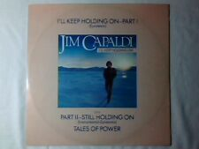 "JIM CAPALDI I'll keep holding on 12"" ITALY TRAFFIC COME NUOVO LIKE NEW!!!"