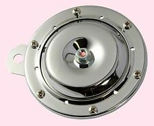 HOR12VCH      12V Universal Chrome Horn 70mm Diameter 110db  100mm Diameter