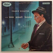 LP: Frank Sinatra - In The Wee Small Hours, W-581