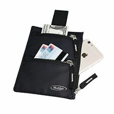 RFID Blocking Portfolio Holder Travel Bag Purse Passport Wallet RFID Wallets