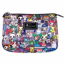 "NEW TOKIDOKI Multi ""AIRPORT JETSETTER"" Cosmetic Bag -SALE"