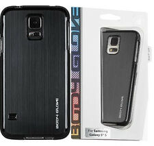 OEM Body Glove Hybrid Fusion Steel Case Cover For Samsung Galaxy S5 S 5 Black