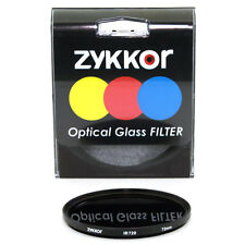 Zykkor 72mm Infrared IR 720nm Filter