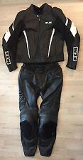 2-tlg Lederkombi FLM  Gr. 58 / 56 Top- Zustand! Motorradkombi Leather Suit