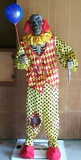 Brand New Animated Zombie Clown Halloween Prop