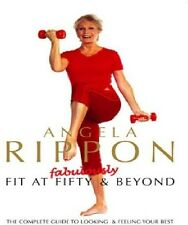 Angela Rippon Fabulously Fitness Workout Fit Training for over 50 at New Sealed