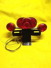 Vintage 1968 Honda CL450 CL350 CB450 TAILLIGHTS Brake Lights Blinkers-Motorcycle
