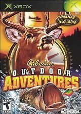 Cabela's Outdoor Adventures, Good Xbox, Xbox Video Games