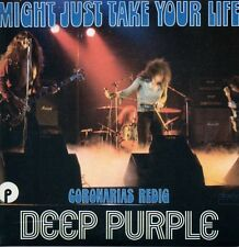★☆★ CD Single DEEP PURPLE Might Just Take Your Life 2-track CARDSLEEVE   ★☆★