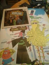 Sesame Street Book AND Record