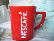 NESCAFE SQUARE COFFEE MUG. LATEST DESIGN. BN