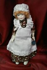 Royal Doulton  Nisbet Wednesday's Girl DN6 Victorian Birthday Doll Collection
