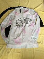 DROP DEAD STAY WEIRED JUMPER TOP TIE DYE MEDIUM M SUPER RARE UNISEX