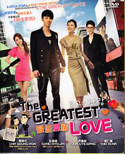 The Greatest Love Korean Drama DVD with Good English Subtitle