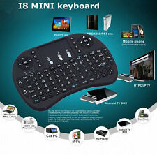 Mini 2.4Ghz i8 Wireless Keyboard Touchpad Mouse for Smart TV PC Android XBOX 360