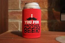 New Red Solo Cup Society Beer Koozie Funny Sayings Rebel