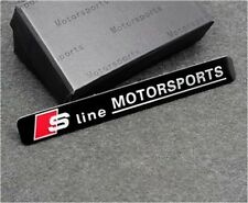 Auto Tune Up Alloy Badge Emblems Stickers Decals For Sline MOTORSPORTS S3 S4 S6