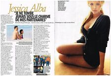 Coupure de presse Clipping 2007 (2 pages) Jessica Alba