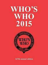 Who's Who 2015-ExLibrary