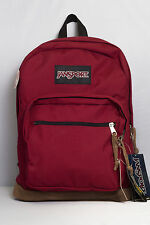 "Jansport Right Pack Backpack Viking Red 15"" Laptop Sleeve"