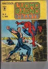 Raccolta Uomo Ragno Gigante  n 2 del 1979 - Ed. Corno