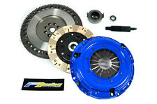 FX TWIN-FRICTION CLUTCH KIT+9.75LBS RACE FLYWHEEL INTEGRA CIVIC Si DEL SOL VTEC