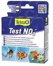 Tetra Nitrate NO3 Test Kit Freshwater Tropical Marine Pond Aquariums