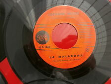 LUCIENNE DELYLE La maladona / come prima 45 G 1440 JUKE BOX