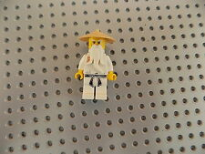 Lego Ninjago Sensei Wu Minifigure Figure From Sets 2504